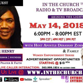 "Faith That Moves Mountains ""In The Church"""