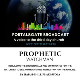 THE MINISTRY OF PROPHETIC WATCHMAN