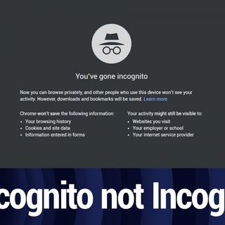 Incognito Mode Still Not Incognito | TWiT Bits