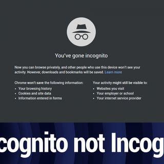 Incognito Mode Still Not Incognito | TWiT Bits