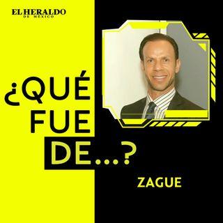Zague | ¿Qué fue de...? El exjugador brasileño del América