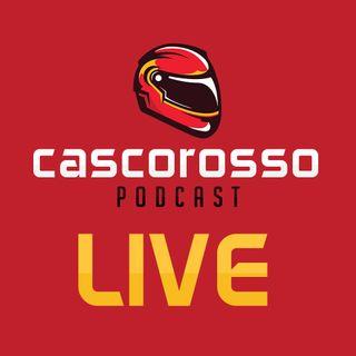 Cascorosso Live 9/5/2021 - Aspettando Le Mans!