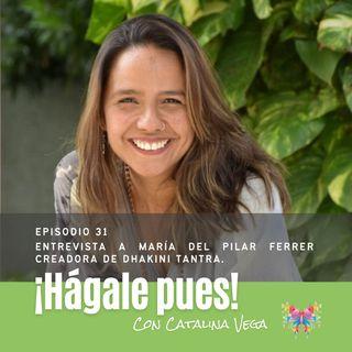 Episodio 31_Entrevista a María del Pilar Ferrer