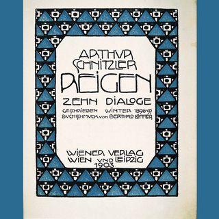 """""""Reigen"""" von Arthur Schnitzler (Uraufführung 23.12.1920)"""
