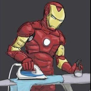 #141e5 Iron Man al fuoco
