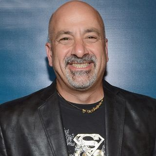 It's Mike Jones: DC Comics Co-Publisher Dan DiDio