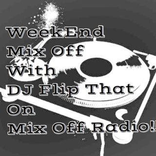 WeekEnd Mix Off 2/13/20 (Live DJ Mix)