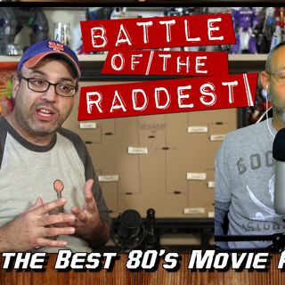 Battle of the Raddest: Best 80's Movie Actor Heat II