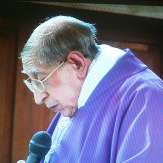 Abbiamo gli occhi chiusi - Padre Matteo La Grua