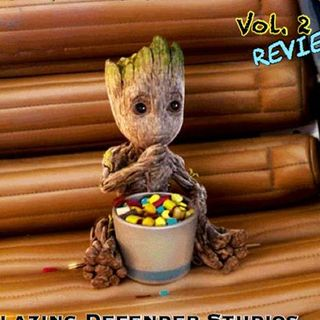 Meatheads on Movies review Guardians of the Galaxy Vol. 2!