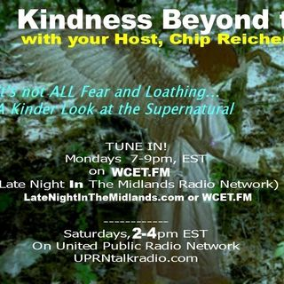 "Kindness Beyond the Veil-Ep 118-Special Guest:Kim Russo-""Celebrity Ghost Stories"" on A&E And Her Book ""Your Soul Purpose"""