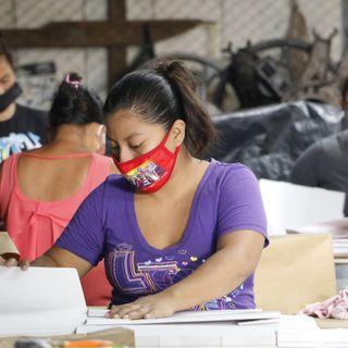 Mujeres nicaragüenses se arriesgan para poder subsistir a pesar de la pandemia del Covid-19
