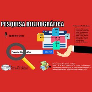 PESQUISA BIBLIOGRÁFICA - PPGECM