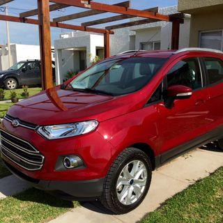 Test del producto EcoSport de Ford 2015