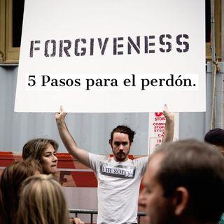 5 Pasos para el Perdón