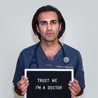 Sandeep Kapoor Trust Me I'm A Dr