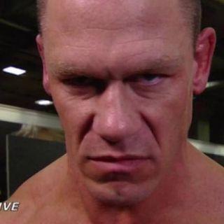 44. Cena Turns Heel