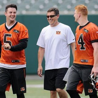 Locked on Bengals - 9/18/17 Can new OC Bill Lazor help the Bengals' offense?