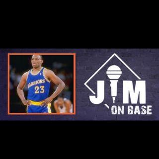 NBA Hall of Famer Mitch Richmond