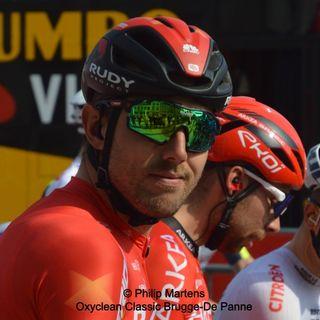 """Sonny Colbrelli: """"Giro delle Fiandre, spero di avere un po' di fortuna"""""""