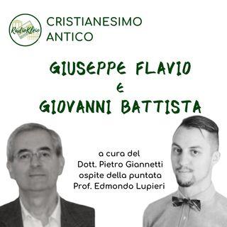 Storia del Cristianesimo Antico: Giuseppe Flavio e Giovanni Battista