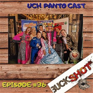 Episode 36  - UCH Panto Cast