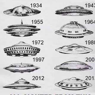 The Future Was Yesterday:  On today's impromtu program we look at some UFO sightings by military veterans stationed at Shemya Air Force Base