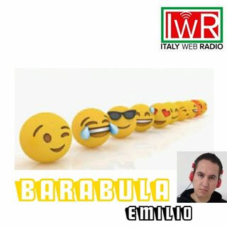 BARABULA con Emilio Di Folco 21/03/2021