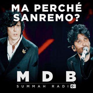 """MDBSR Crossover TP: """"Perché è Sanremo?/Il Dilemma del Calciatore e del Tifoso"""" [trailer]"""