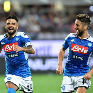 Serie A attackers hot in opening weekend