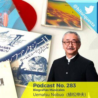283 - Biografías Musicales, Uematsu Nobuo 1