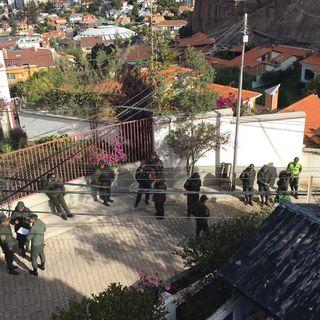 SRE informó de incidentes en residencia mexicana en Bolivia; participaron diplomáticos españoles