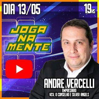 Como é o mercado de investimentos anjo? André Vercelli - VCV Group - Joga Na Mente