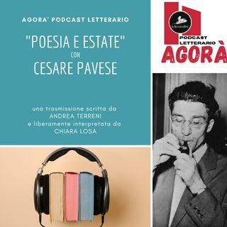 """Poesia d'Estate"" con Cesare Pavese"