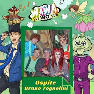 Bruno Tognolini Ospite Del Programma Wawawiwowa