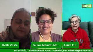 BR SAPATÃO- EDITORA NUA