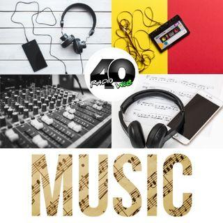 "Radio 40 ""MUSIC APP"""