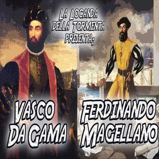 Podcast Storia - Vasco da Gama - Fernando Magellano
