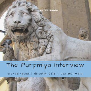 The Purpmiya Interview.