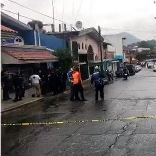 Asesinan a 9 en un negocio de Uruapan