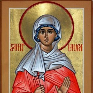 DOMUND Santa Laura, mártir