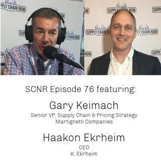 Supply Chain Now Radio Episode 76