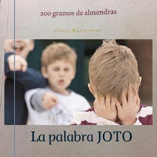 Rincón literario: La palabra JOTO