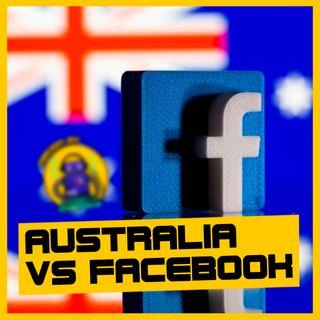 Australia VS Facebook | 21 de febrero