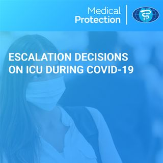 [UK] Escalation decisions on ICU during COVID-19