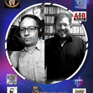 El Podcast De la Salsa El Rincon Caliente Con Alvaro Quintero Y Cesar Ocampo Episodio 35