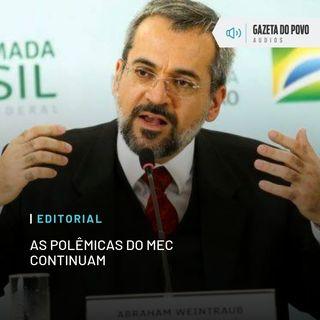 Editorial: As polêmicas do MEC continuam