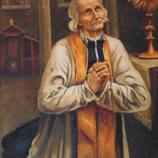 San Juan María Vianney, patrono de los sacerdotes y párrocos