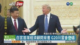 08:54 貿易戰現轉機? G20川習會將登場 ( 2019-06-19 )