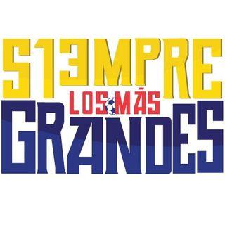 LOS MÁS GRANDES Temporada 4 programa 013. Abril 17, 2019.